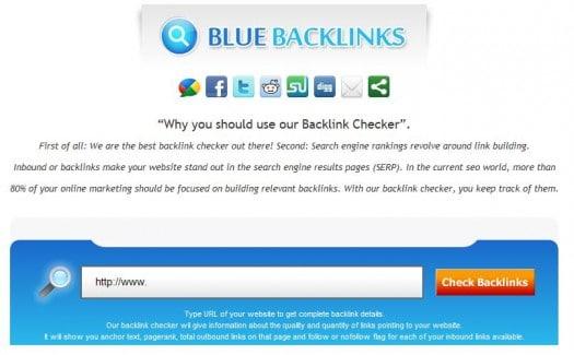 Lister les Backlinks vers votre blog