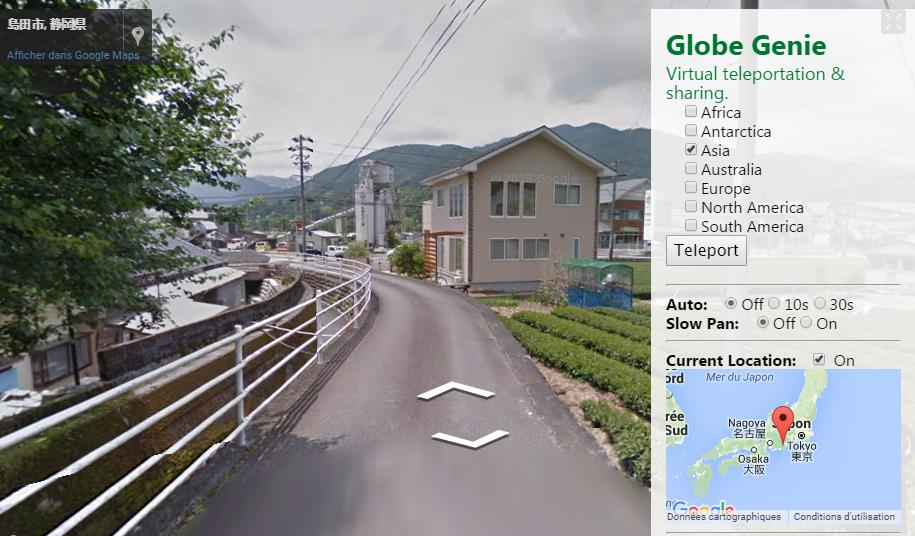 globe-genie