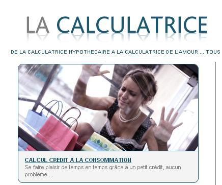 Tout calculer en ligne avec la Calculatrice