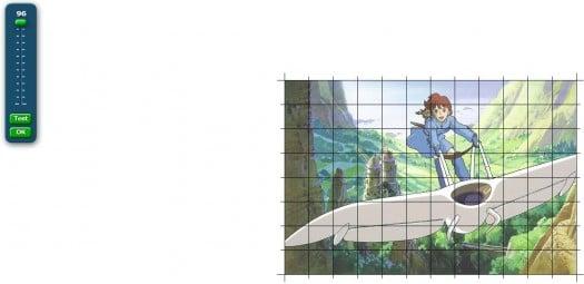 puzzle nausicaa