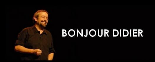 Retrouver Didier Porte sur Internet – Bonjour Didier