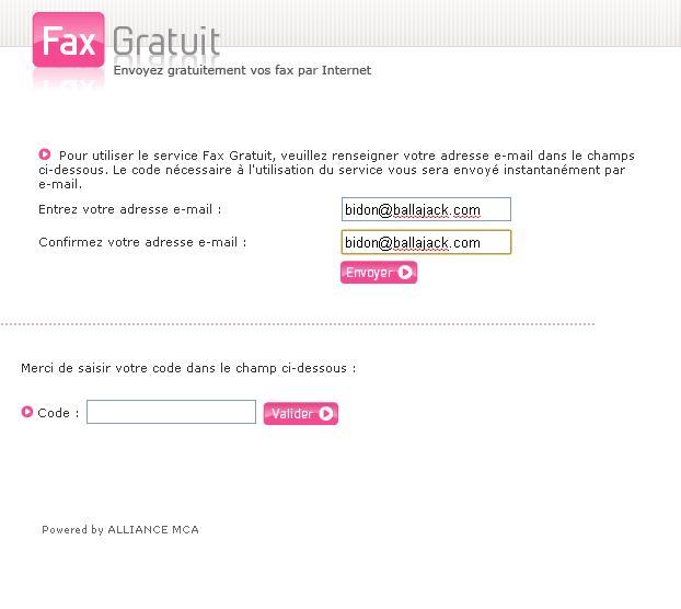 logiciel gratuit pour envoyer des fax