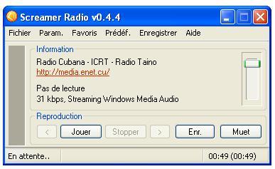 Ecouter et enregistrer les radios du monde entier