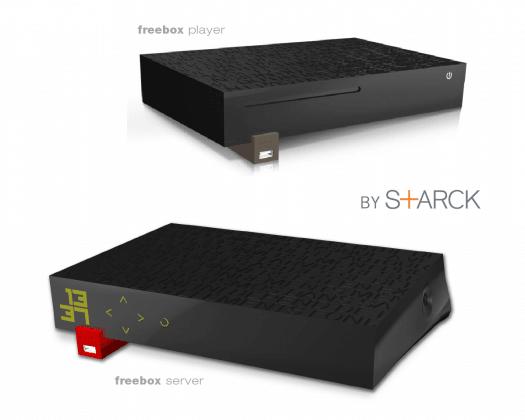 Formats audio et vidéo reconnus par la Freebox Revolution