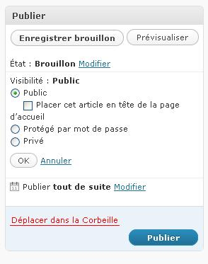 wordpress-article-en-une