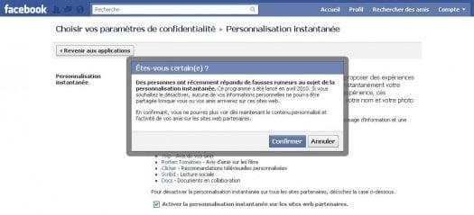 facebook-confirmer-desactivation-personnalisation-instantanee