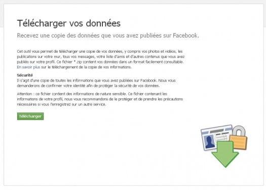 facebook-telecharger-donnees