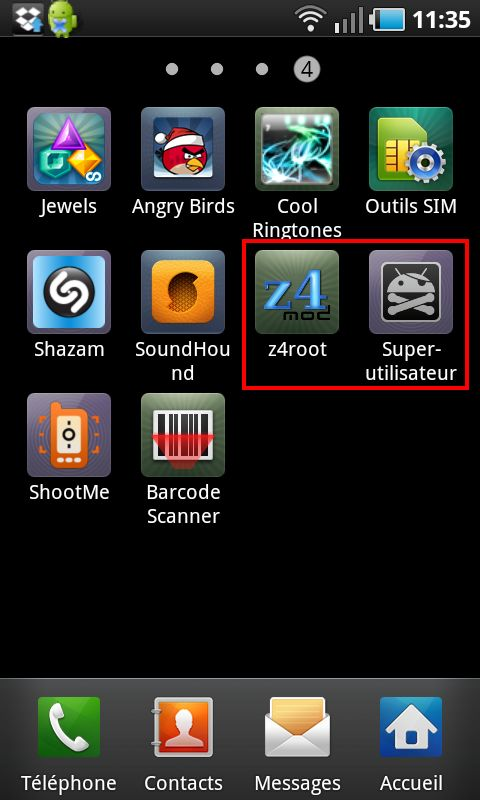 z4root-applis