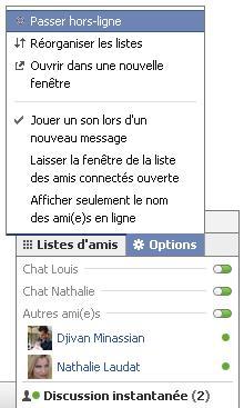 facebook-option-offline