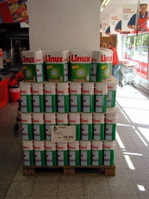lessive-linux