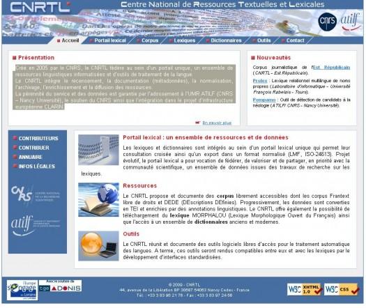 Un portail lexical pour les pros de la langue française