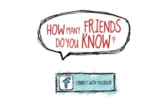 Quizz pour savoir si vous reconnaissez vos amis Facebook