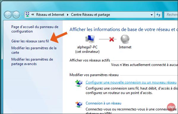 Comment se raccorder a la wifi - Comment connecter un ordinateur de bureau en wifi ...