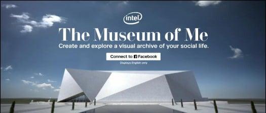 Transformer son profil Facebook en musée virtuel