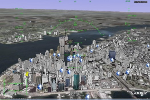 simulateur-vol-google-earth-vue