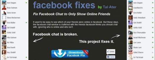 Comment réparer la fenêtre de Chat de Facebook
