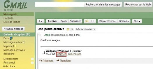 gmail-fichier-rar