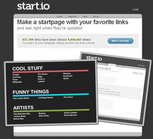 page-minimaliste-startio