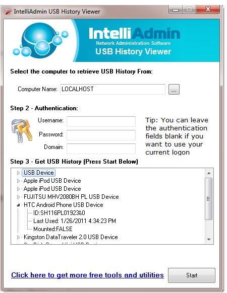 usb-history-viewer
