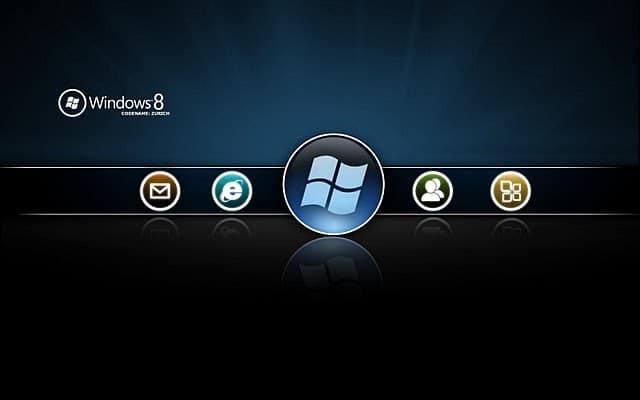 25 fonds d'écran pour patienter avant la sortie de Windows 8 ...