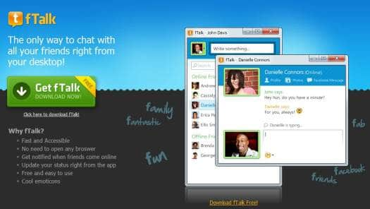 utilitaire-windows-chat-facebook