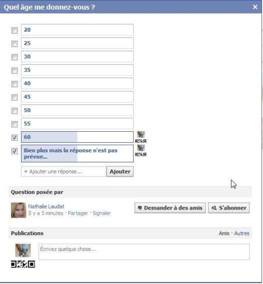 Comment réaliser un questionnaire sur Facebook