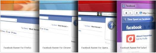 Calculer le temps passé sur Facebook et Internet
