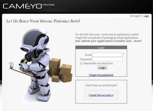 cameyo-online