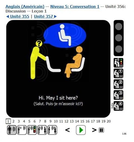 apprendre les langues en ligne gratuitement  pronunciator