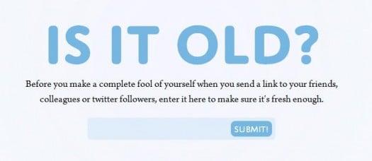 is-it-old