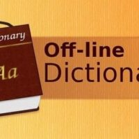 android-dictionnaire-hors-ligne