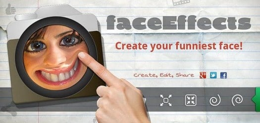 android-face-effects