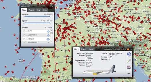 suivre-avion-temps-reel