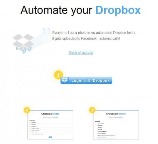 dropbox-automator