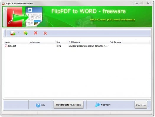 flip-pdf-word-interface