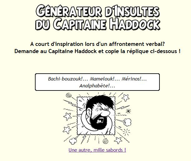 Montage du vendredi soir 2015/2019 Generateur-insulte-capitaine-haddock