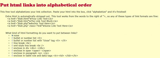 tri-alphabetique-url