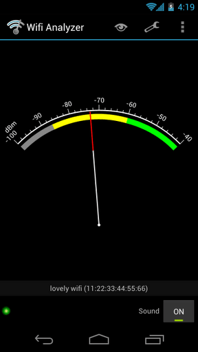 wifi-analyser-android