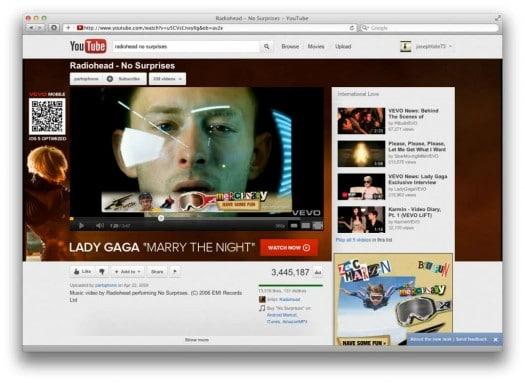 Une extension pour épurer l'interface de YouTube, Clea.nr