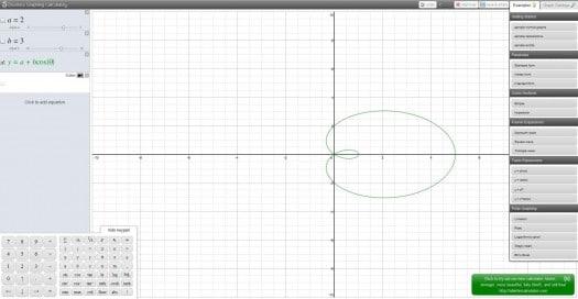Traceur de fonctions mathématiques