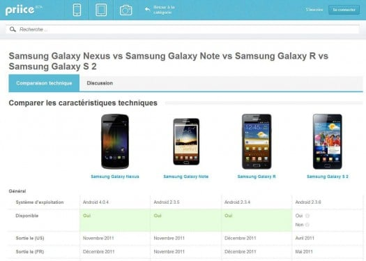 priice-comparaison-smartphone