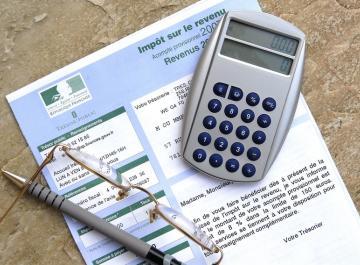 Calculer en ligne le montant de ses impôts pour 2012