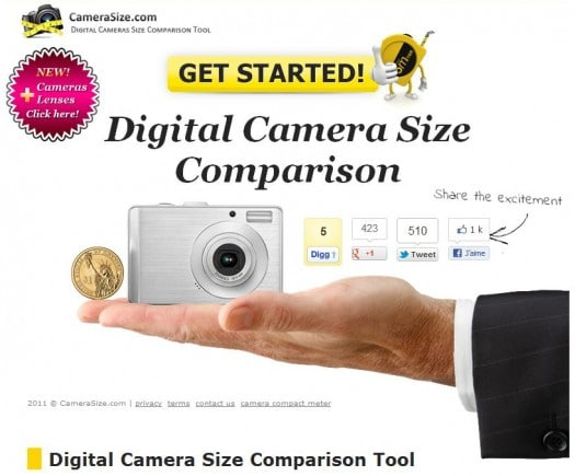 camera-size