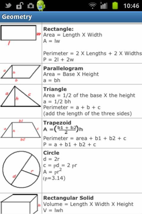 formule-geometrie