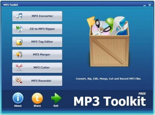 mp3-toolkit