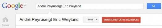 recherche-google+