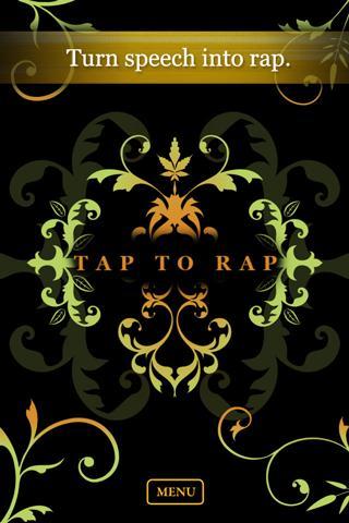 Application pour faire du rap