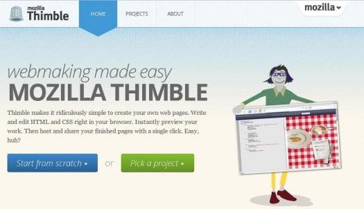 Edition et exécution en ligne de codes HTML et CSS