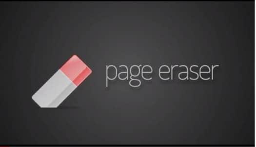 Une extension Chrome pour nettoyer une page Web