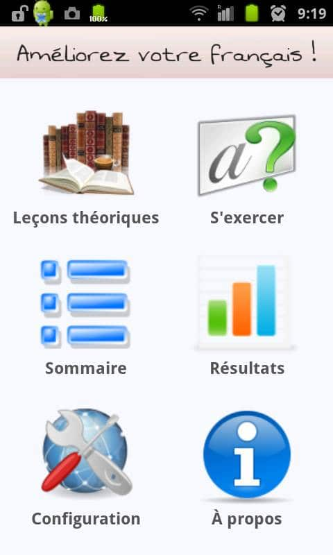 android-ameliorer-francais